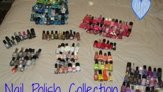 Nail Polish Collection Thumbnail