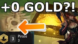 PIRATE the WORST ORIGIN CHAMPIONS? - Teamfight Tactics Pirate Gunslinger Build Strategy lol tft