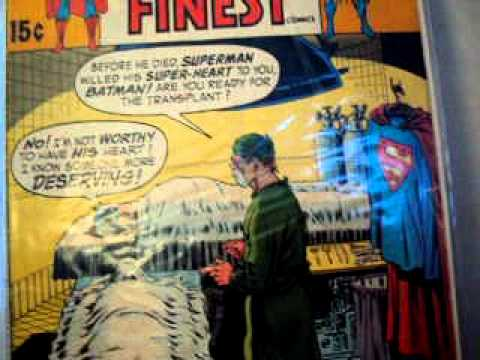 Worlds Finest Comics Collection
