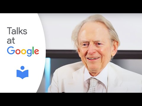 "Tom Wolfe: ""Back to Blood"" 