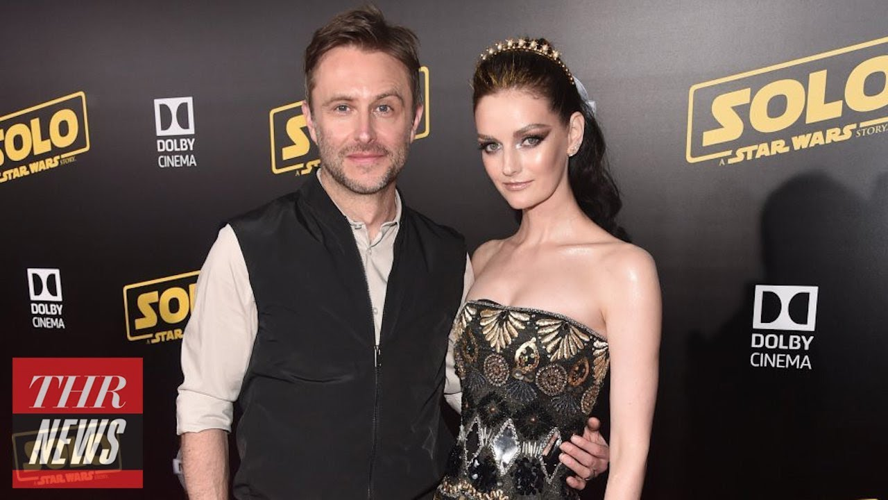 Chris Hardwick's Wife Defends Husband Amid Chloe Dykstra's Sexual Assault Claims | THR News