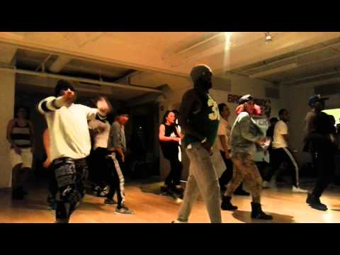 """112  """"Dance With Me""""  Choreography By Jermaine Browne"""