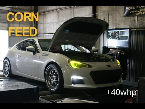 BRZ gets more POWER by going Vegetarian?