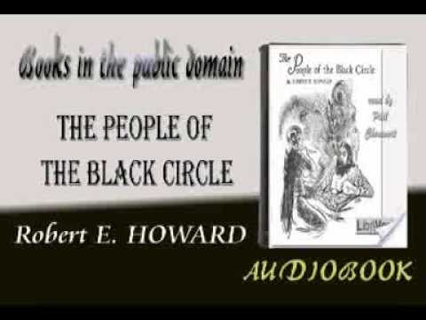The People of the Black Circle Robert E. HOWARD audiobook