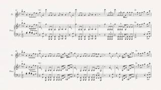 Flute - Scary Monsters and Nice Sprites - Skrillex - Sheet Music, Chords, & Vocals