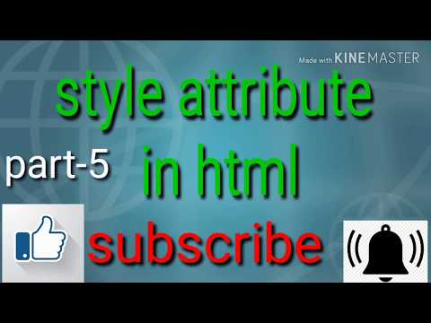 Html tutorial for beginners (part-5) thumbnail