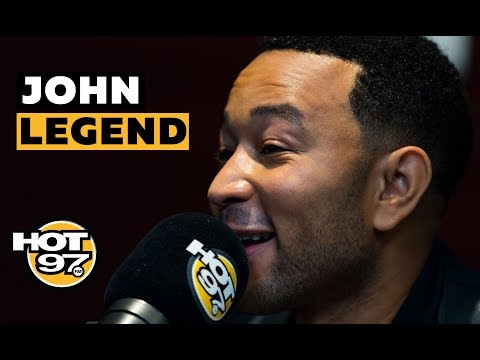 John Legend On R. Kelly, Kanye West, + Things He & Chrissy Teigen Have To Work On in Marriage Mp3