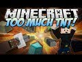 Minecraft | TOO MUCH TNT! (Over 35+ NEW TNTs & Explosives!) | Mod Showcase [1.6.4]