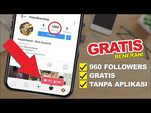 CARA MENAMBAH FOLLOWERS INSTAGRAM GRATIS 2020