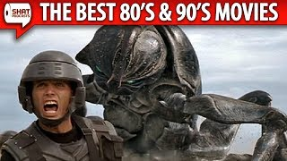Starship Troopers (1997) - The Best Movies of the 80's & 90's