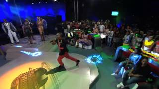 Download Video Maisha Superstar | Damian Soul performs Wale Wale by Jose Chameleone MP3 3GP MP4