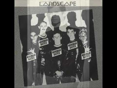 """LANDSCAPE - Norman Bates 12"""""""