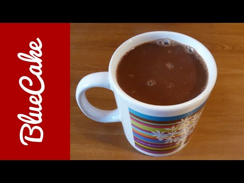recette du chocolat chaud maison youtube. Black Bedroom Furniture Sets. Home Design Ideas
