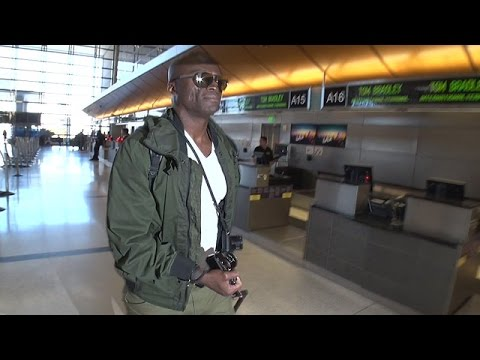 Seal Travels Solo But With Two Cameras