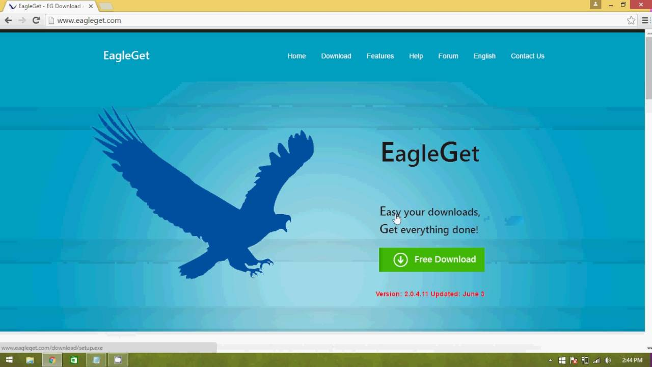 How To Download Youtube Videos And Other Files Easily Using Eagleget
