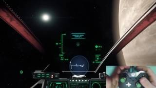 Star Citizen: How to Controller/Game-pad Part 3: Shield Management + Targeting and Quantum
