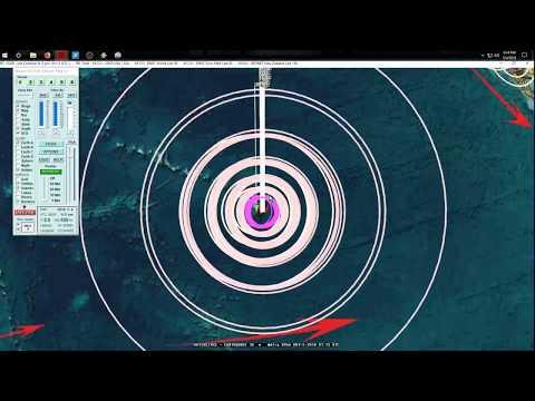 5/04/2018 -- Large M6.9 earthquake strikes Hawaii -- Kilauea volcano now draining