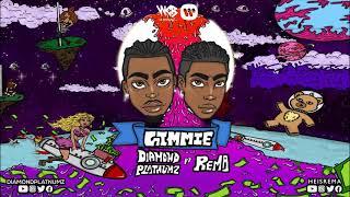 Diamond Platnumz Feat Rema - Gimmie (Official Audio)