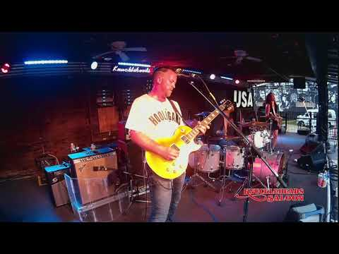 Danielle Nicole Band plays Knuckleheads Saloon   10 August 2017