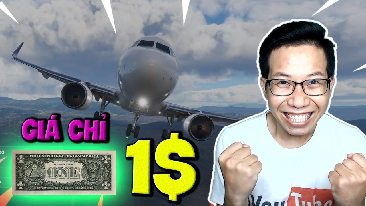 Hướng Dẫn Tải Game 2.000.000 GB Flight Simulator 2020 GIÁ CHỈ 1$ (23.000 VND)