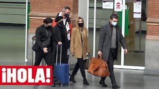 Álex Casademunt: Chenoa, Natalia, Manu Tenorio y David Bustamante viajan juntos para despedirle
