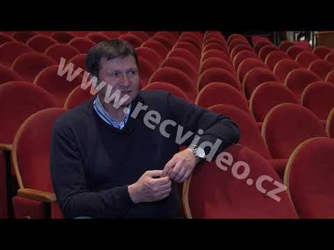 ČR - kultura - lidé - divadlo Na Jezerce - Jan Hrušínský - Jiřina Bohdalová