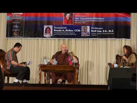 """Indonesia """"The Power of Meditation"""" Conference Medan, Indonesia"""