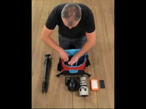 CRUMPLER 6 Million Dollar Home. Best Camera Bag Video
