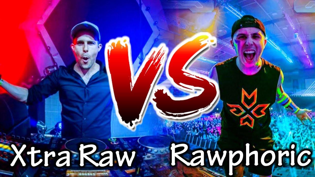 XTRA RAW VS RAWPHORIC #3
