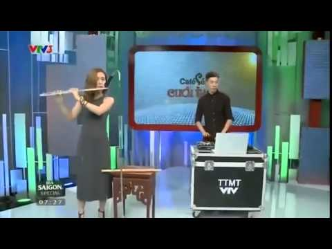 Inh Lả Ơi   Huyền Trang Flute