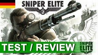 Sniper Elite V2 - Spiele-Test / Game-Review (2012) | HD
