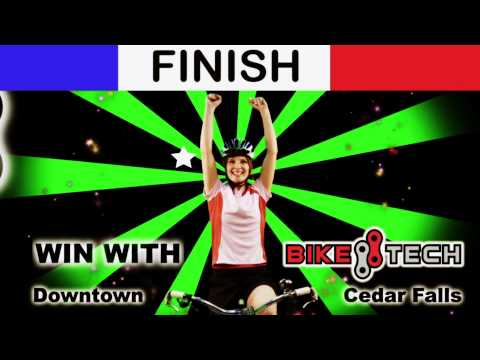 Bike Tech Tour de France Commercial