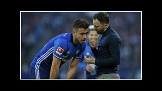 Nach Zoff mit Trainer Tedesco: Schalke wirft Di Santo nicht raus