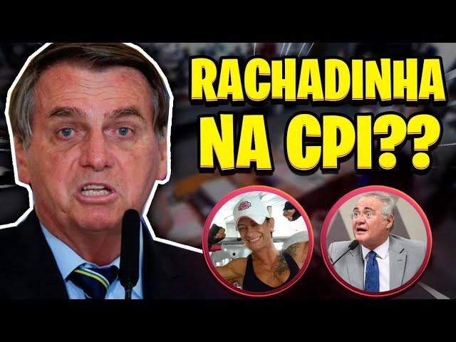RACHADINHAS E CPI DA COVID!!