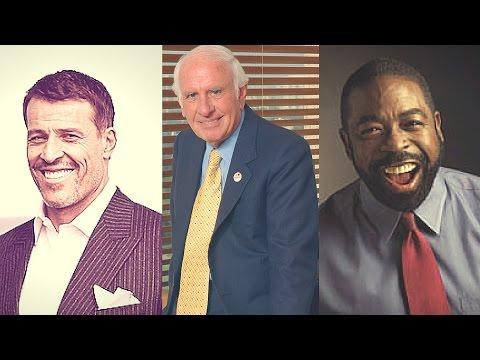 Tony Robbins, Jim Rohn & Les Brown -  Why You Need to Dream Big to Succeed