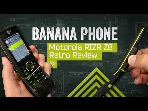 Remember When Motorola Made A Banana Phone?