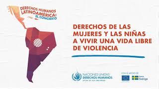 Recover Better LATAM - DERECHOS DE LAS MUJERES A VIVIR LIBRES DE VIOLENCIA