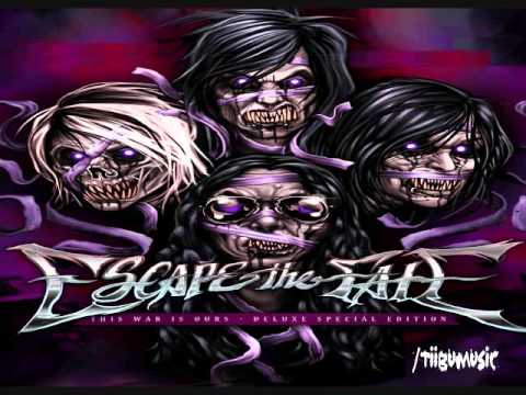 Escape The Fate - We Won't Back Down (Deluxe Edition)