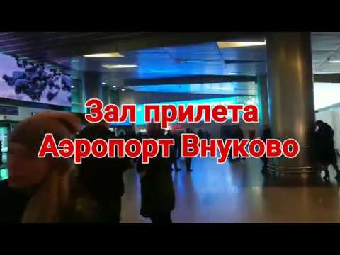 Как добраться до аэропорта внуково на общественном транспорте от метро