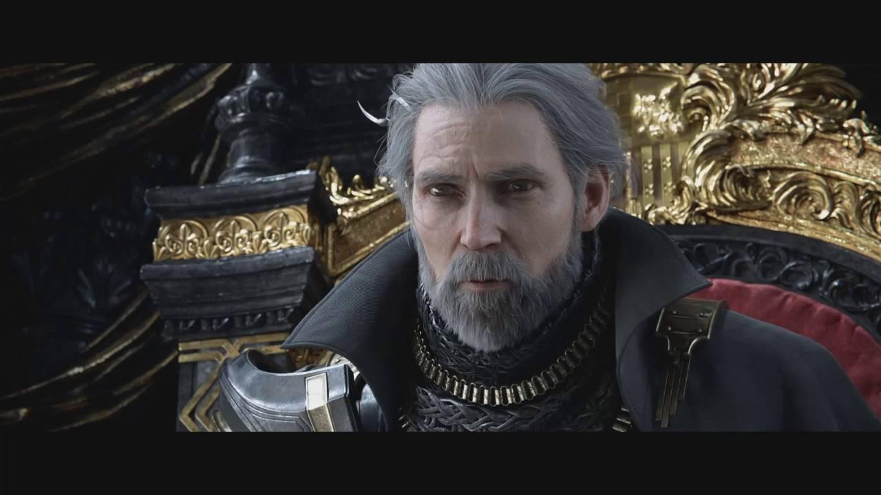 Kingsglaive Final Fantasy Xv Nyx And Luna Scenes Eng Sub Youtube
