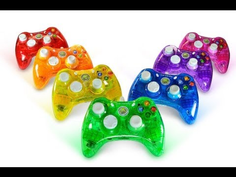 Review of Rock Candy Xbox 360 Controller by Protomario