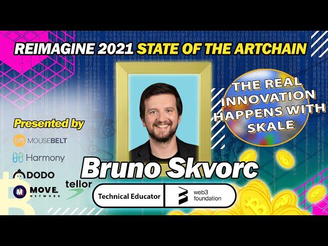 REIMAGINE 2021 - Bruno Skvorc - Innovation Happens by Scaling
