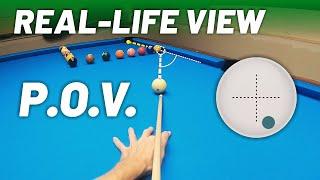 30 BALLS Pool Skill Check | POV GoPro Billiard Drill