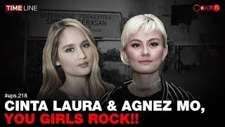 Denny Siregar: CINTA LAURA & AGNEZ MO, YOU GIRLS ROCK!!