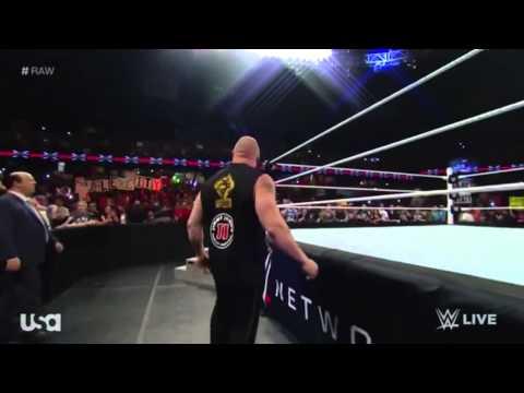 Brock Lesnar NEW THEME SONG & Entrance
