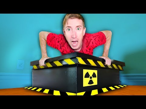 I FOUND a HIDDEN UNDERGROUND HATCH IN REGINA'S SECRET ROOM (Hackers Tunnel & Lie Detector Test)