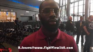 TERRELL GAUSHA RATES ERISLANDY LARA, TALKS CONTROVERSIAL DECISION & KNOCKDOWN IN LAST FIGHTS!