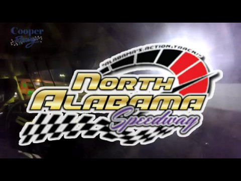 5-13-17 North Alabama Speedway Mini StockHeat #1