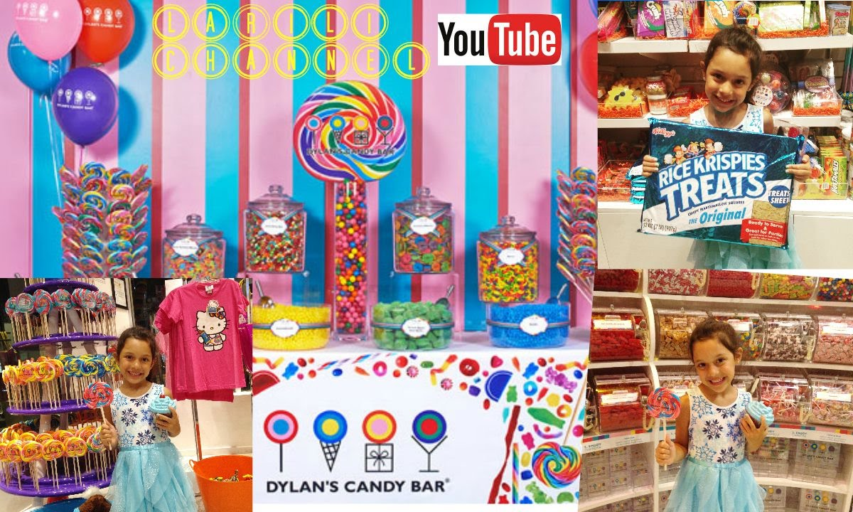 Dylan's Candy Bar - YouTube