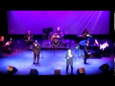 "Glenn Leonard, Joe Coleman and Andre Jackson performing ""Lady"" on Feb 8, 2014"